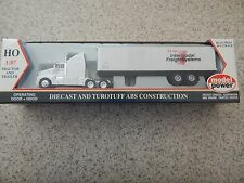 HO Scale KENWORTH CANADIAN PACIFIC (CP RAIL) BIG RIG TRUCK Model Power