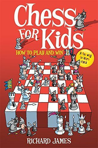 1 of 1 - Chess for Kids: How to Play and Win,New Condition