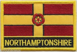Northamptonshire New Small Flag 3ft x 2ft