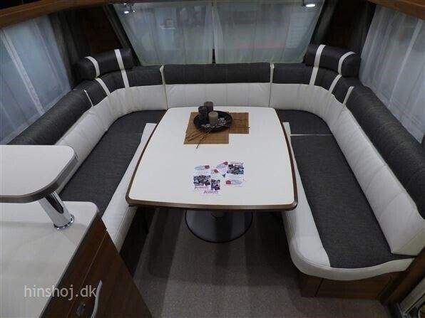 Dethleffs Nomad 590 RF Nordic Line, 2019, kg egenvægt 1450