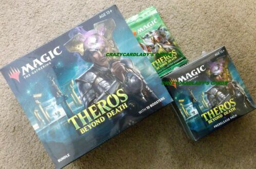 MAGIC THEROS BEYOND DEATH BUNDLE PRERELEASE KIT /& COLLECTOR PACK SAME DAY SHIP