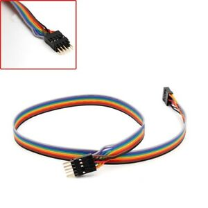 internal motherboard ac97 hd audio 9pin male to female extension cable cord 50cm 714819294764 ebay. Black Bedroom Furniture Sets. Home Design Ideas