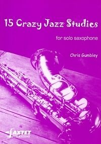 15 Crazy Jazz Studies Gumbley Solo Sax-afficher Le Titre D'origine