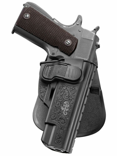 Fobus Holster 1911CH for Most Ruger 1911 Style Pistols without rails