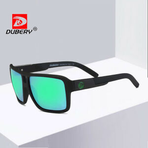 0dcb1fa8b05 Image is loading DUBERY-Men-039-s-Polarized-Sunglasses-Women-Outdoor-