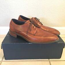 COLE HAAN Mens Size 13 British Tan Lenox Hill Split Ox Oxford Dress Shoes 546ddc6d6e2