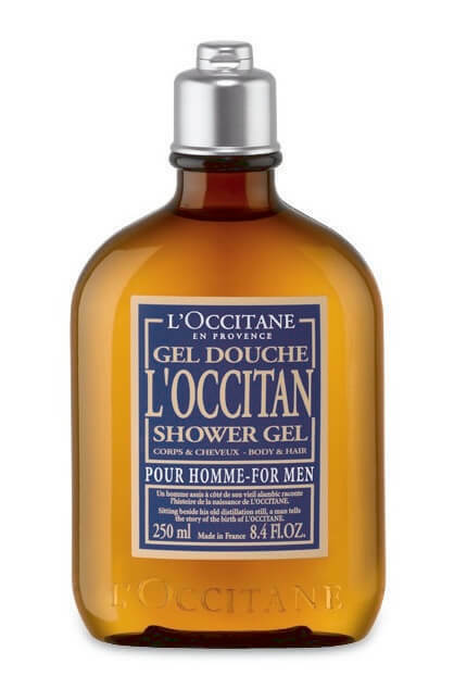 L'Occitane - Shower Gel for Men 250ml