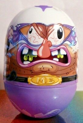 Mighty Beanz Easter Series Purple Spider Capsule Figure NEW