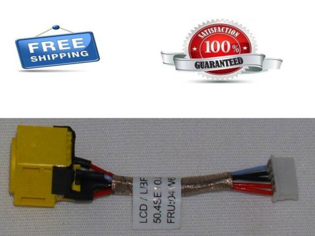 For Lenovo ThinkPad L430 L530 DC Jack with Cable 04W6989