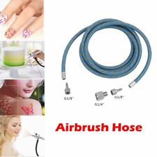 Top Quality Braided 6ft Airbrush Hose Revell // Badger brand and fitting