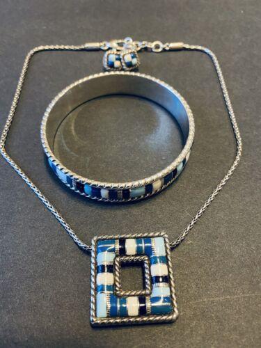 Brighton Enamel Cabana Necklace Bracelet Bangle Ea
