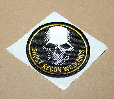 Tom Clancy's Ghost Recon Wildlands Promo Patch from Gamescom 2016 Xbox One PS4