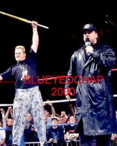 PAUL HEYMAN WRESTLER  8 X 10 WRESTLNG PHOTO WWF