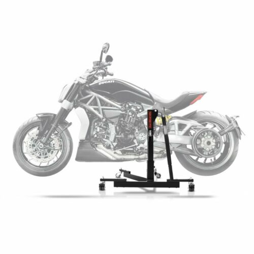 Support Centrale ConStands Power EVO DUCATI xdiavel 16-20 Noir