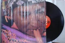 Una Ramos EL ARTE DE LA QUENA - Vinyl LP NM  /  NM