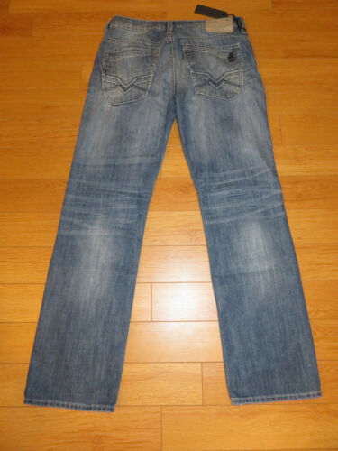 NWT Men/'s Buffalo DRIVEN Straight Jeans Retail 99.00
