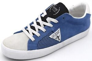 GUESS-MAN-SNEAKER-SHOES-SPORTS-CASUAL-TRAINERS-FREE-TIME-CODE-FM6STASUE12