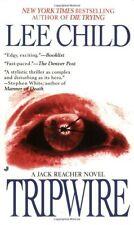 Jack Reacher: Tripwire No. 3 by Lee Child (2000, Paperback)