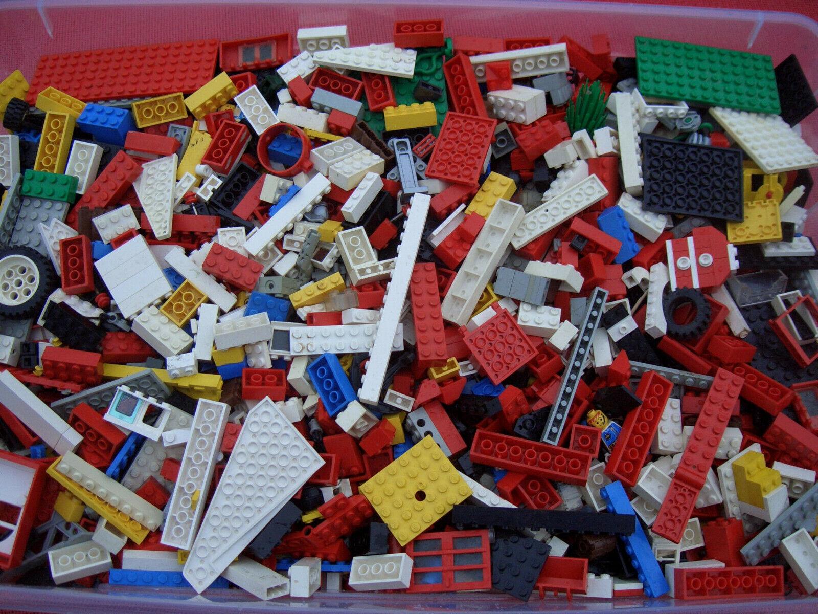 Lego 1 kg Kiloware Kg Sammlung Steine Konvolut sortiert