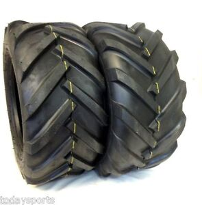 2-23X10.50-12 Deestone 6P Super Lug Tires AG D405  FREE SHIPPING! 23 1050 12