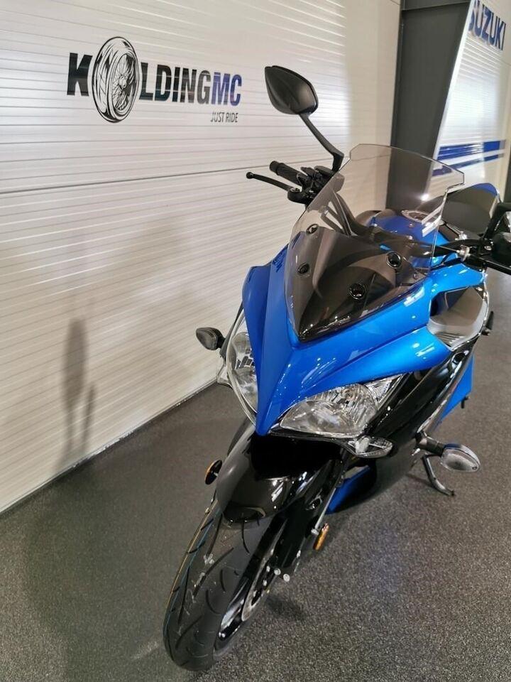 Suzuki, GSXS 1000 F, ccm 1000