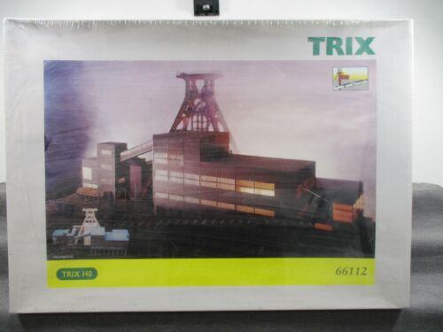 """Trix H0 66112 Bausatz ungebaut /""""Zeche Zollverein/"""" Teil 2 in OVP"""