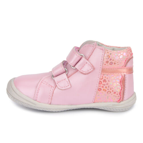 Memo BELLA Baby Girls First Walking Orthopedic Ankle Support Shoes Sneakers