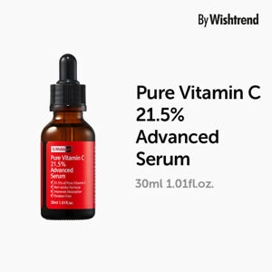 By Wishtrend Pure Vitamin C21.5 Advanced Serum, Ascorbic Acid, Skin Brightening