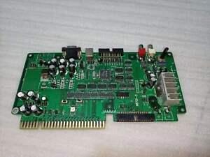 Sega Naomi jamma 98701-3 Board Carte De Circuit Imprimé Convertisseur testé fonctionne