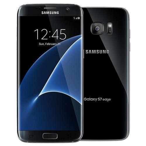 Samsung Galaxy S7 Edge 32gb Verizon Unlocked Black For Sale Online Ebay
