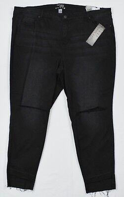 Ruff Hewn #6830 NEW Women/'s Taylor Easy Slim Straight Leg Jeans MSRP $79