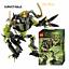 191pcs Building Block Fit Smartable Bionicle Umarak The Destroyer Figures 71316