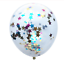 miniature 3 - 20-Pcs-Mix-confettis-ballons-latex-12-034-decorations-a-L-039-helium-Fete-D-039-anniversaire-Mariage