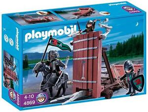 PLAYMOBIL-4869-CABALLEROS-DEL-AGUILA-AL-ASALTO-KNIGHTS