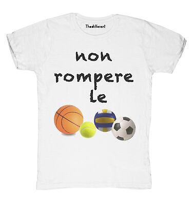 New T-Shirt Donna Fiammata Bene Ma Non Benissimo Idea Regalo