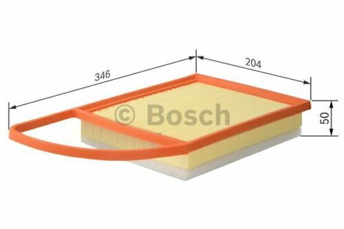 Bosch Air Filter Fits Peugeot 3008 1.6 HDI 5 Year Warranty Brand New