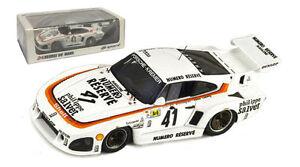 Spark 43lm79 Porsche 935 K3 N ° 41 Vainqueur Le Mans 1979 - Echelle 1/43 9580006420794