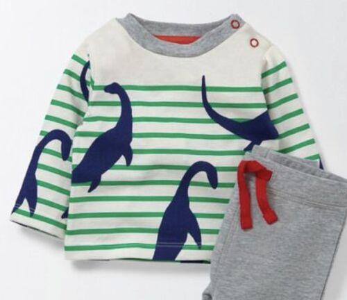 Baby Boden Jungen Superweich Charakter T-Shirt 0-4yrs