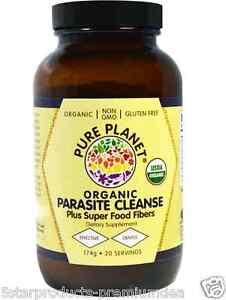 NEW-PURE-PLANET-ORGANIC-PARASITE-CLEANSE-NON-GMO-GLUTEN-FREE-EFFECTIVE-DEFENSE