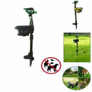 Solar-Sprinkler-Motion-Activated-Gartentier-Spray-zur-Abschreckung-gegen-Wasser