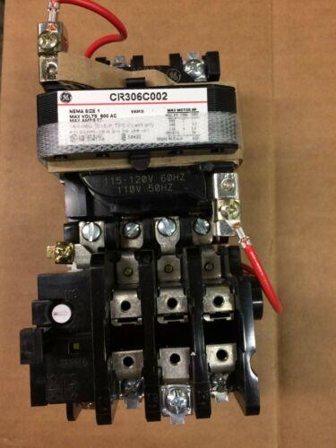 27A Motor Starter 120 V 3 P