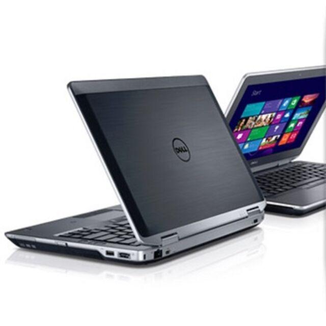 DELL LATITUDE E6430 LAPTOP i7-3520M 8GB RAM 500GB HDD WINDOWS 10 PRO