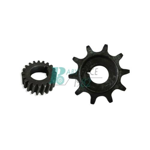 10T Clutch Gear Drive Sprocket Fits 49 66 80cc Engine Motorized Bicycle Parts