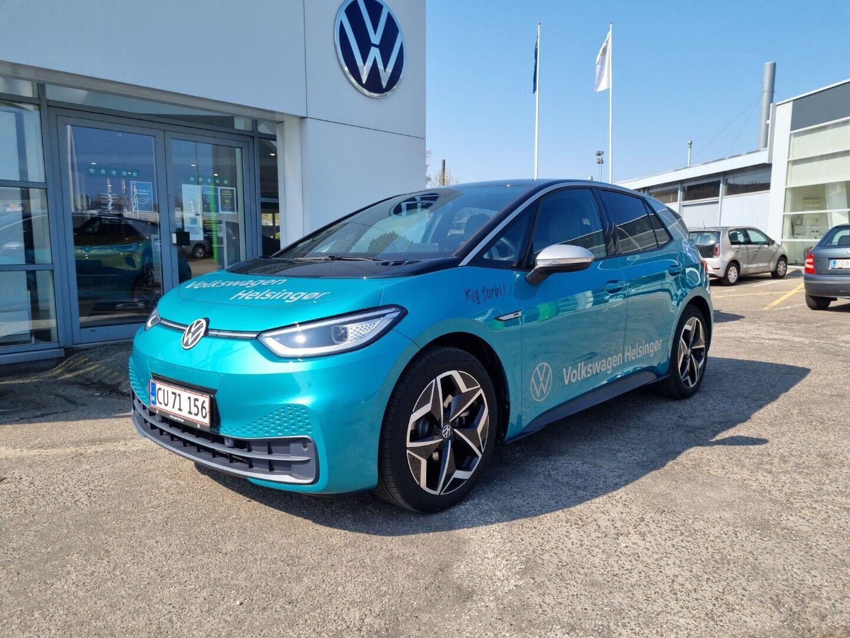 VW ID.3  1ST Plus 5d - 319.900 kr.
