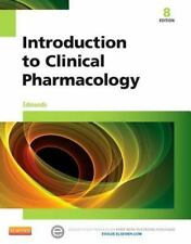 Introduction To Clinical Pharmacology - Marilyn Edmunds