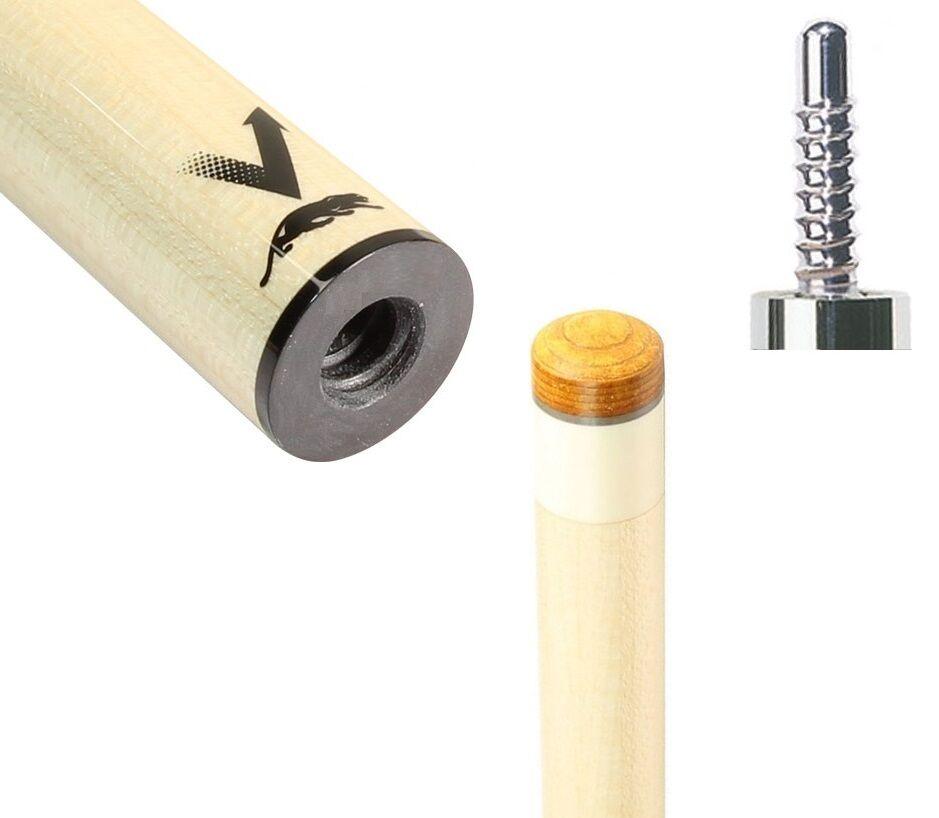 Pnetwerkator VANTAGE Radial Shaft --12.9mm --zwart Joint --ProV Taper --Gratis Jt.Cap