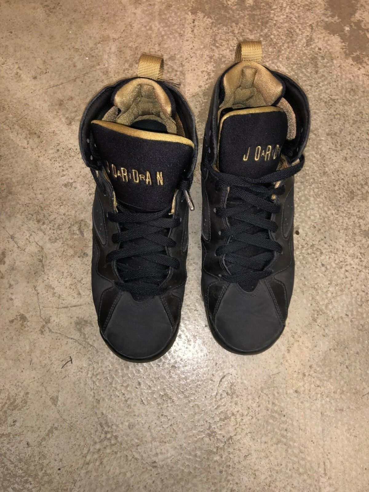 Nike Air Jordan Jordan Jordan 7's golden Moments UK5.5 cbc7ca