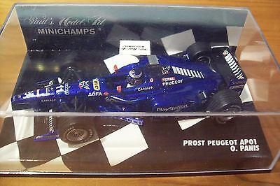 1/43 Prost 1998 Peugeot Ap01 Olivier Panis-mostra Il Titolo Originale Prezzo Più Conveniente Dal Nostro Sito