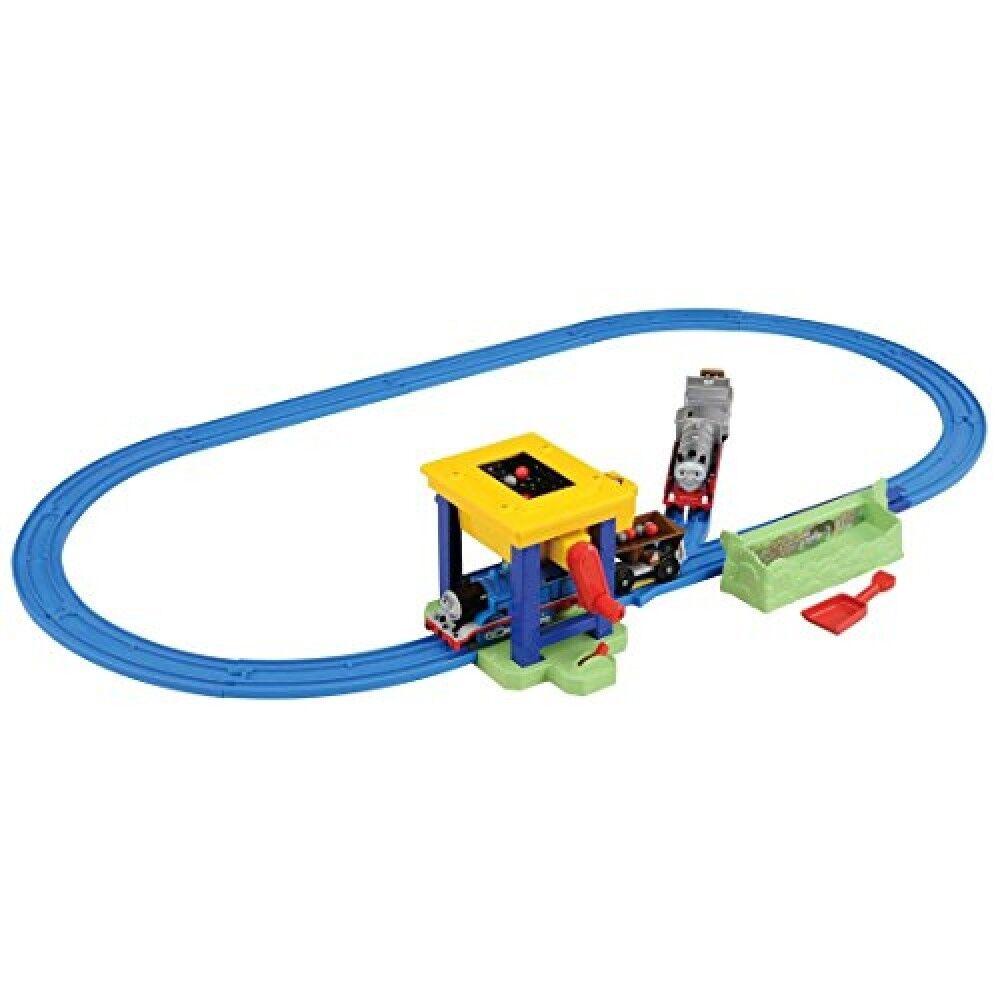 Plarail roundabout   Thomas e Merlin's coal hopper set  risparmia il 60% di sconto