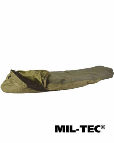 Olive Sac de couchage Mil-Tec sac de couchage Housse modulaire 3-lg.lam